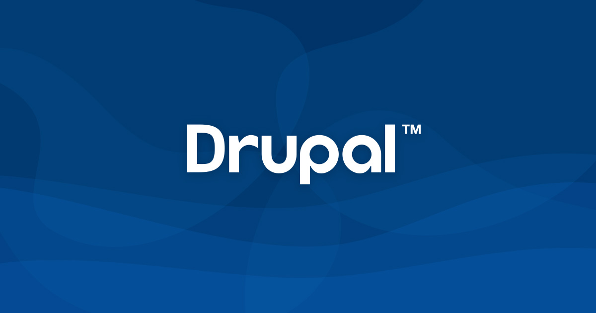 Drupal Security Update
