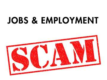 Jobs & Employment scams