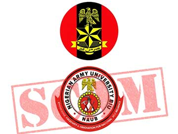 The Nigerian Army University Biu cautions all applicants to beware of Scammers posing as admission agents.
