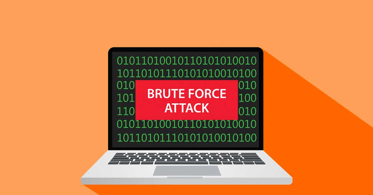 What is a brute force attack?