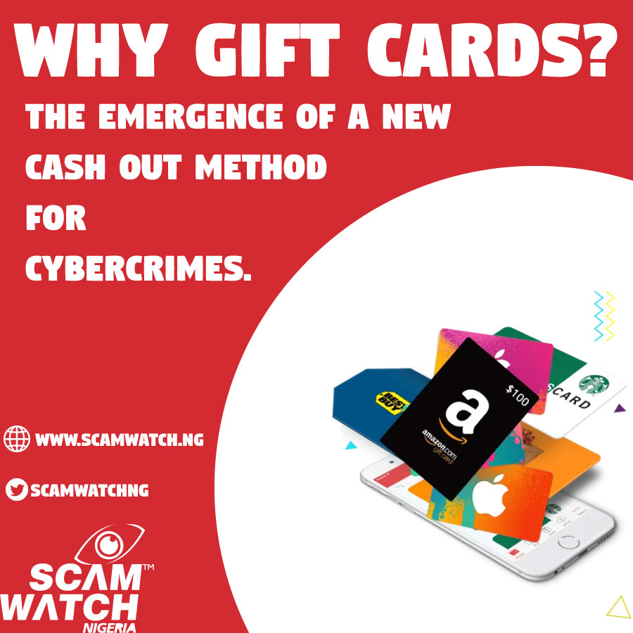 Why Gift Cards? The Emergence of a new cash out method for Cyber crimes
